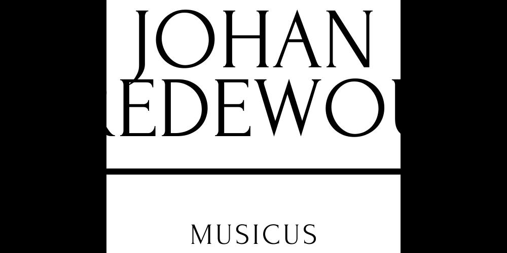 Johan Bredewout Musicus